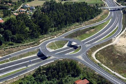 Proyectos - VÍA ARTABRA: TRAMO N-VI ENLACE MEIRAS Y VARIANTE DE OLEIROS - Proyecon Galicia