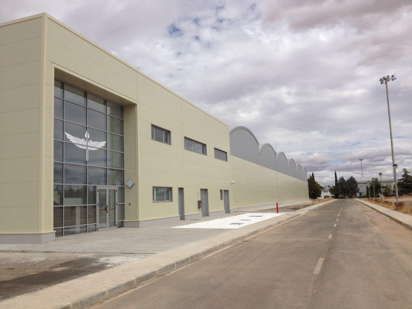 No residencial - Proyectos - Proyecon Galicia - Compañia Base Coronel Sanchez Bilbao en Almagro, Ciudad Real