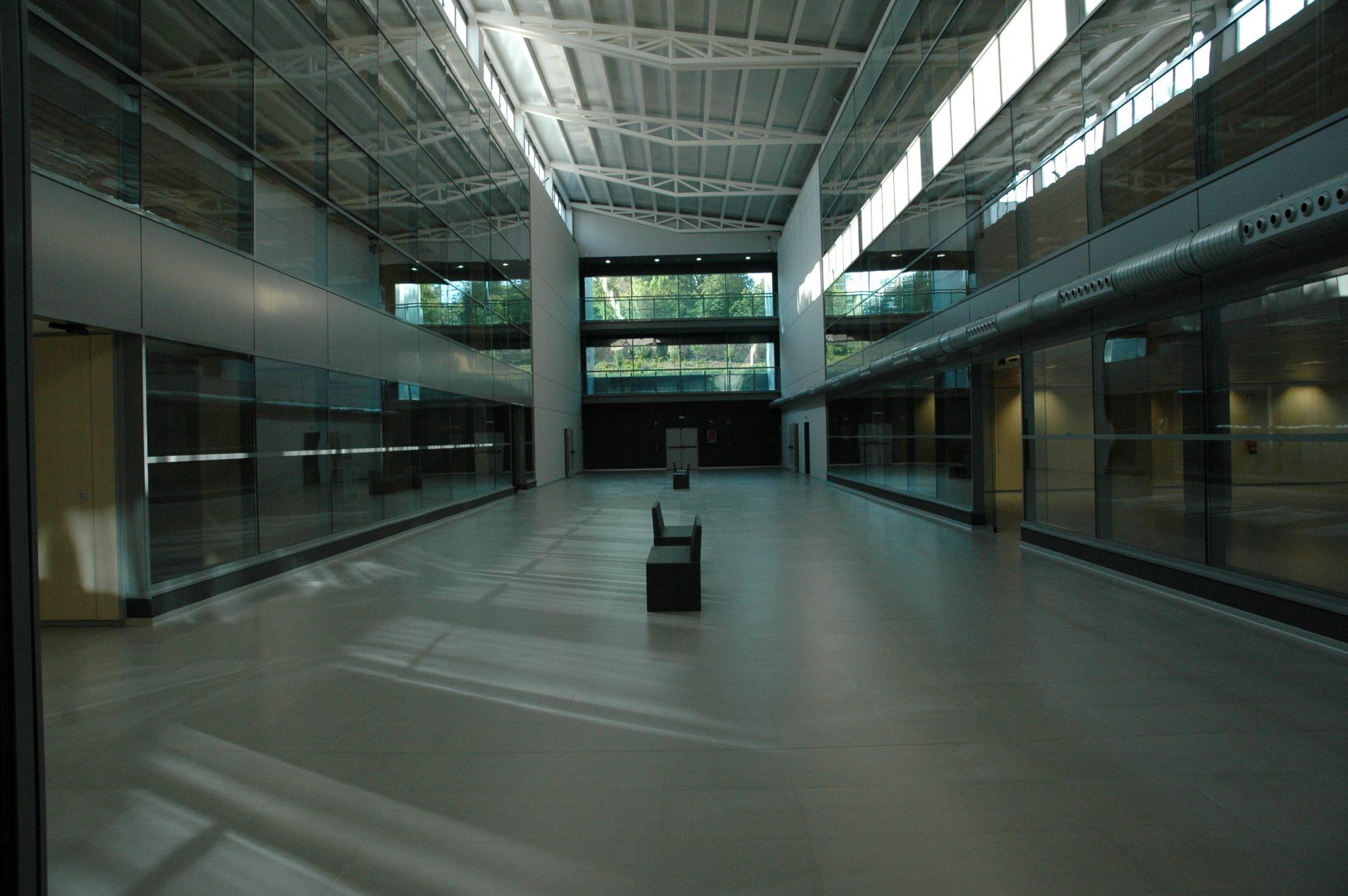 Proyectos - Proyecon Galicia - Sede de la TGSS en Segovia