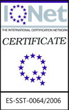 Certificaciones - SALUD Proyecon Galicia