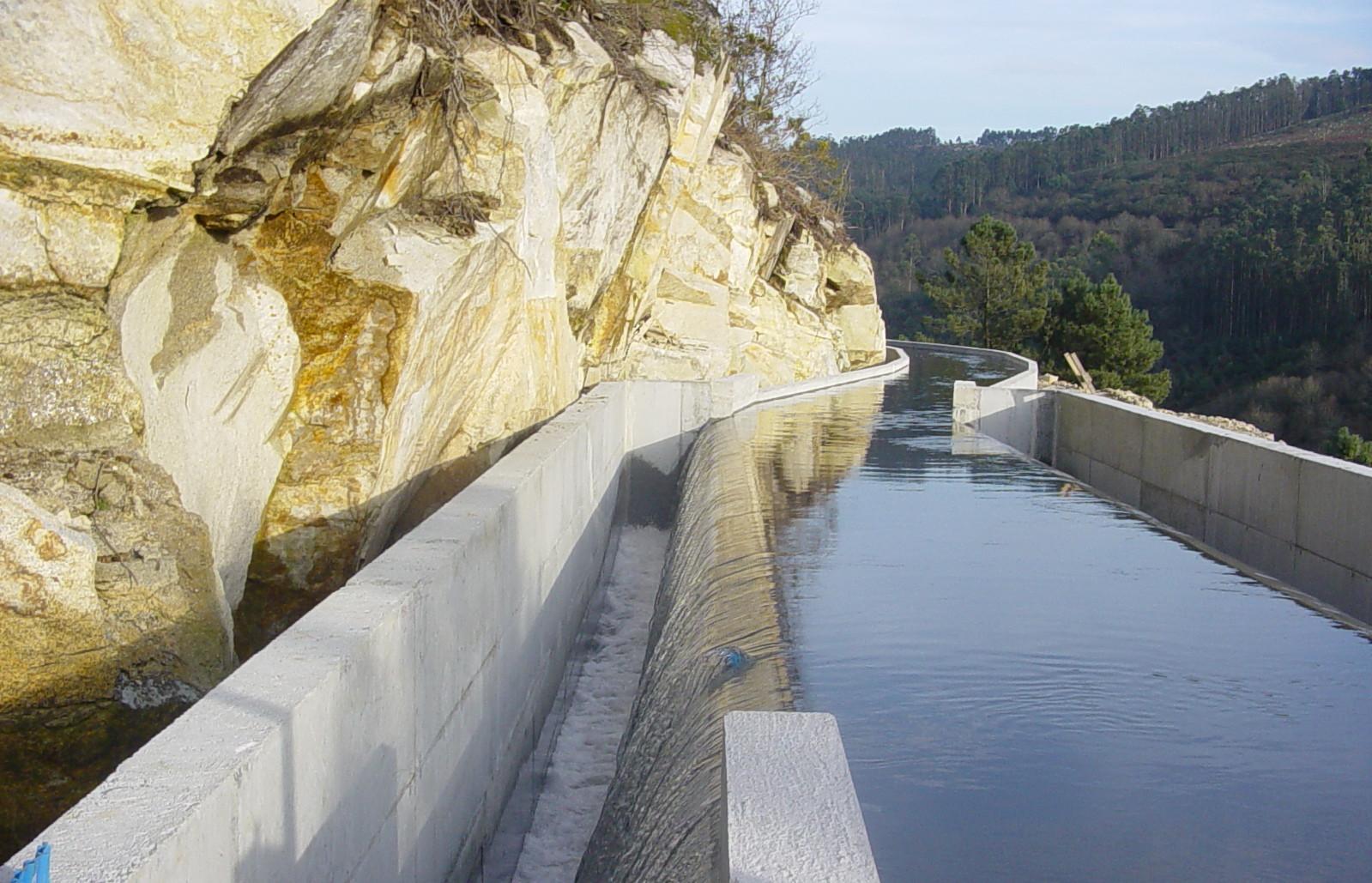 hidráulicas - Aprovechamiento hidráulico Río Umia