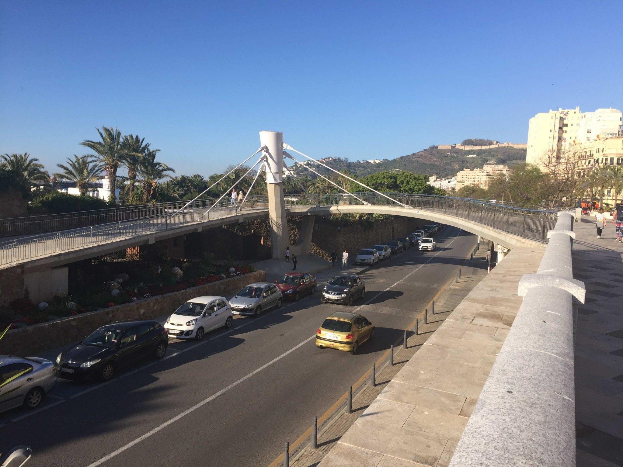 Urbanización -Proyecon Galicia, S.A. - Conservación, mantenimiento y mejoras en accesibilidad en el Paseo de la Marina Española en Ceuta