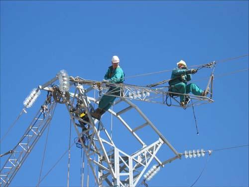 Obra civil - Linea eléctrica - Proyecon Galicia