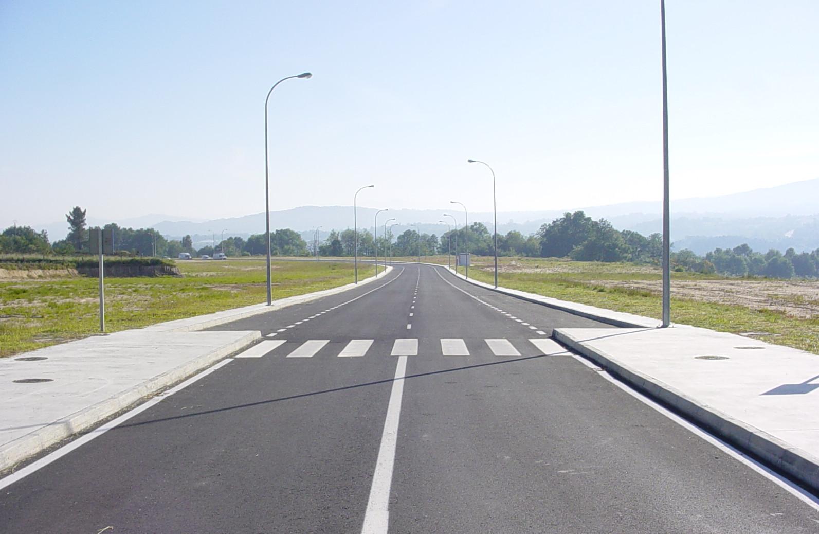 Urbanización - Proyecon Galicia S.A. - Parque Empresarial de Celanova