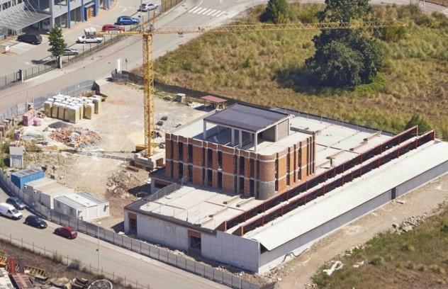 Edificación - Proyectos - Proyecon Galicia - Escuela arte Aviles